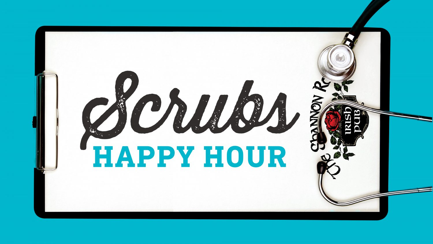 Scrubs Happy Hour Clifton